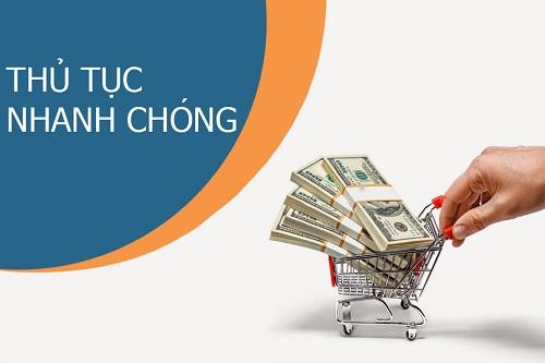 Hồ sơ vay tín chấp ngân hàng Vietcombank khá đơn giản dễ thực hiện1