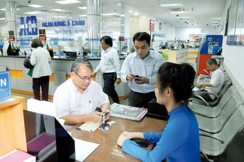 ACB - Làm thẻ ngân hàng nhanh lấy ngay trong vòng 15 phút