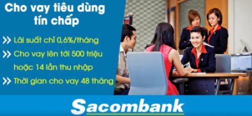 Vay tín chấp Sacombank sự lựa chọn số 1 của mọi người1