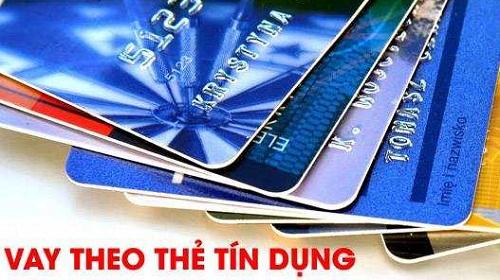 Rất nhiều ngân hàng đã áp dụng hình thức vay tín chấp bằng thẻ tín dụng