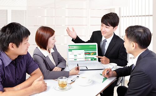 Vay tín chấp doanh nghiệp cần được đẩy mạnh hơn nữa1