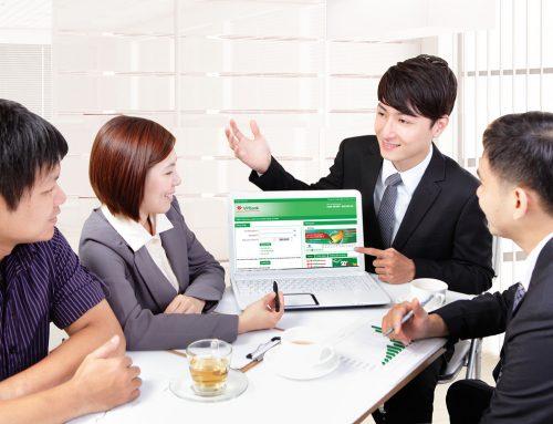 Tình hình tài chính khó khăn dễ dẫn tới tình trạng đáo hạn ngân hàng1
