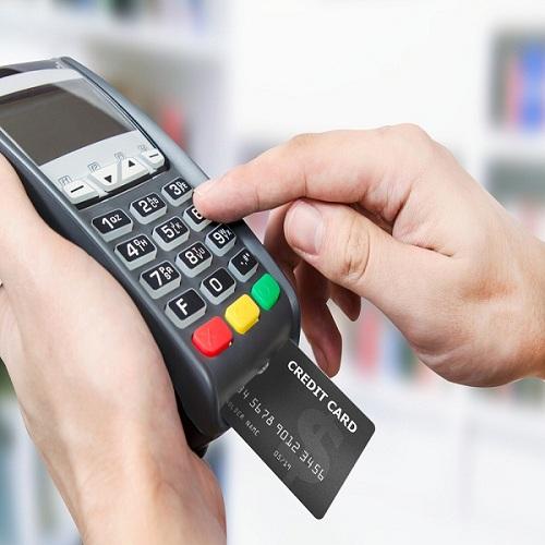 Thẻ Visa quẹt không cần mật khẩu khi thanh toán qua POS