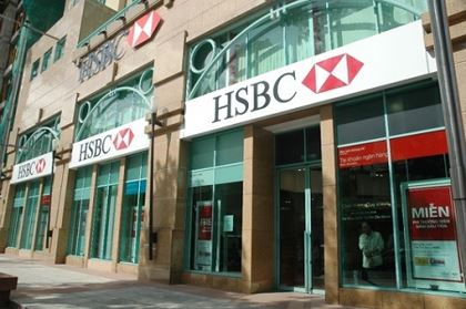 phí rút tiền thẻ tín dụng HSBC
