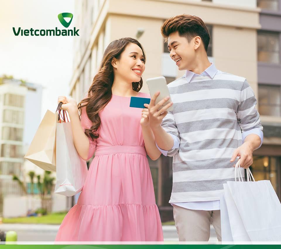 Lợi ích khi sử dụng thẻ Visa Vietcombank