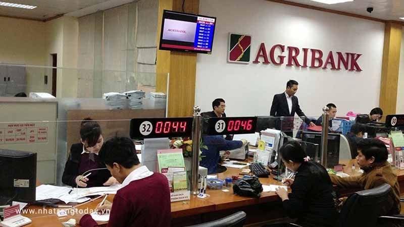 Vay tiêu dùng lãi suất thấp Agribank
