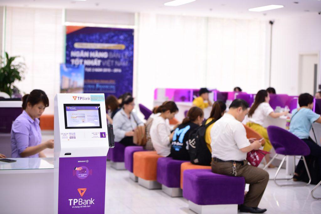 TP Bank- Ngân hàng Tiên Phong