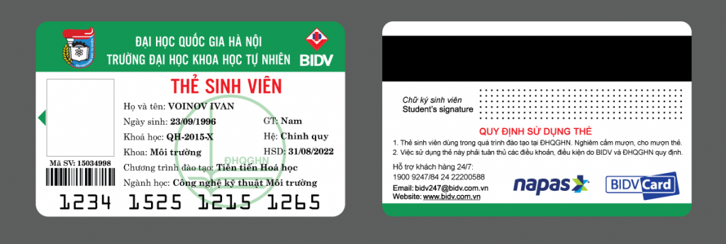 Những điều nên biết về thẻ ngân hàng dành cho sinh viên