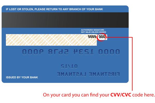 CVV trên thẻ ngân hàng là gì? Cách sử dụng CVV như thế nào?