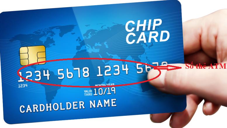 """Giải đáp: """"Thẻ ngân hàng có bao nhiêu số?"""""""