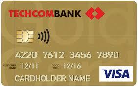 Những tiện ích khi làm thẻ Visa Techcombank và cách làm thẻ