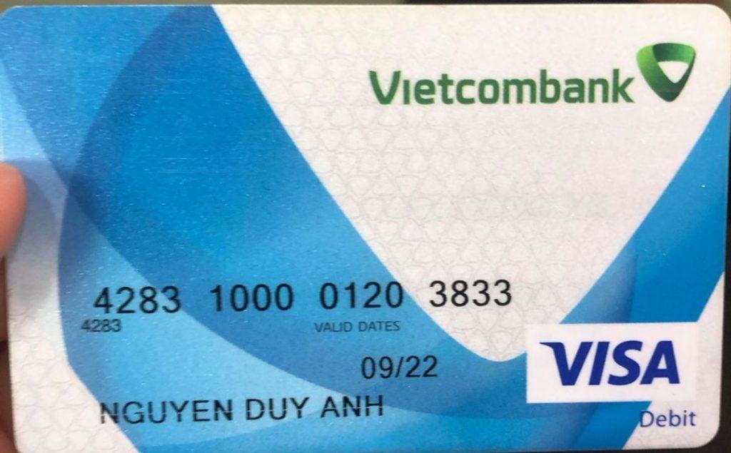 Thủ tục và điều kiện mở thẻ Visa Vietcombank mới nhất 2020