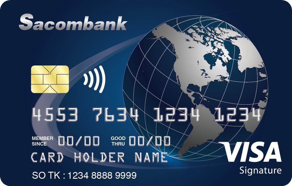 Những điều cần biết khi làm thẻ Visa Sacombank không nên bỏ lỡ
