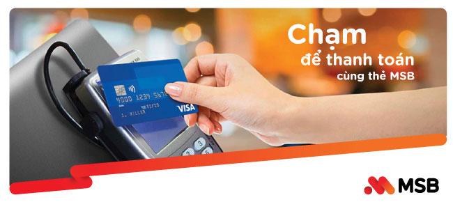 Thẻ Visa 1 chạm là gì và những điều bạn cần biết