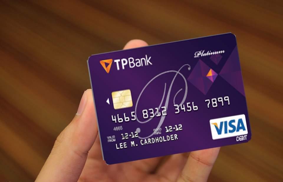 Thẻ visa debit Tpbank - Những thông tin cần biết