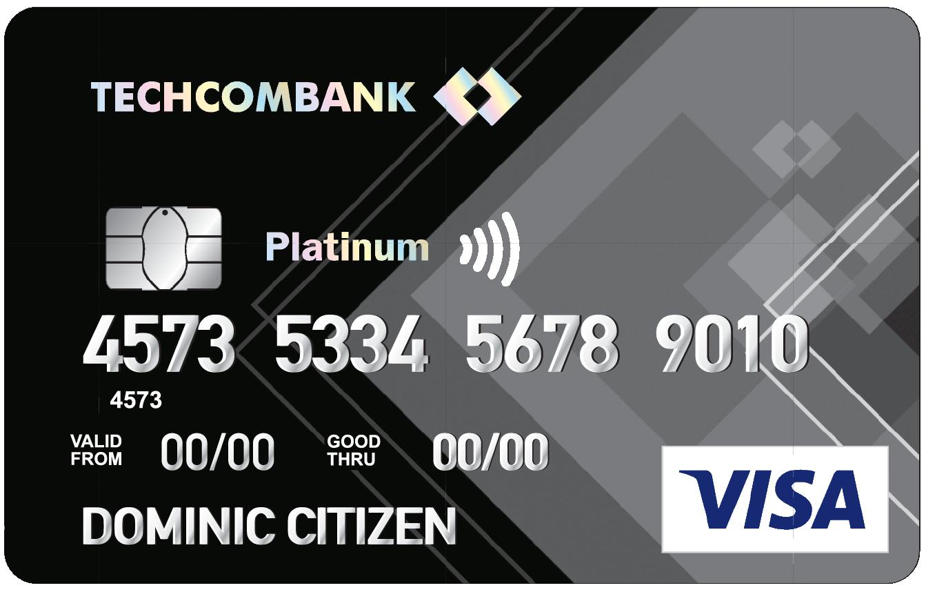 Hiểu rõ đặc quyền của thẻ visa đen Techcombank dành cho khách hàng