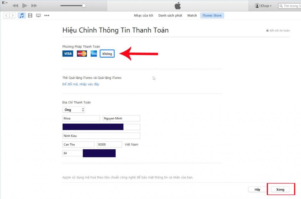 Cách xoá thẻ visa trên iPhone dễ dàng | Hướng dẫn chi tiết