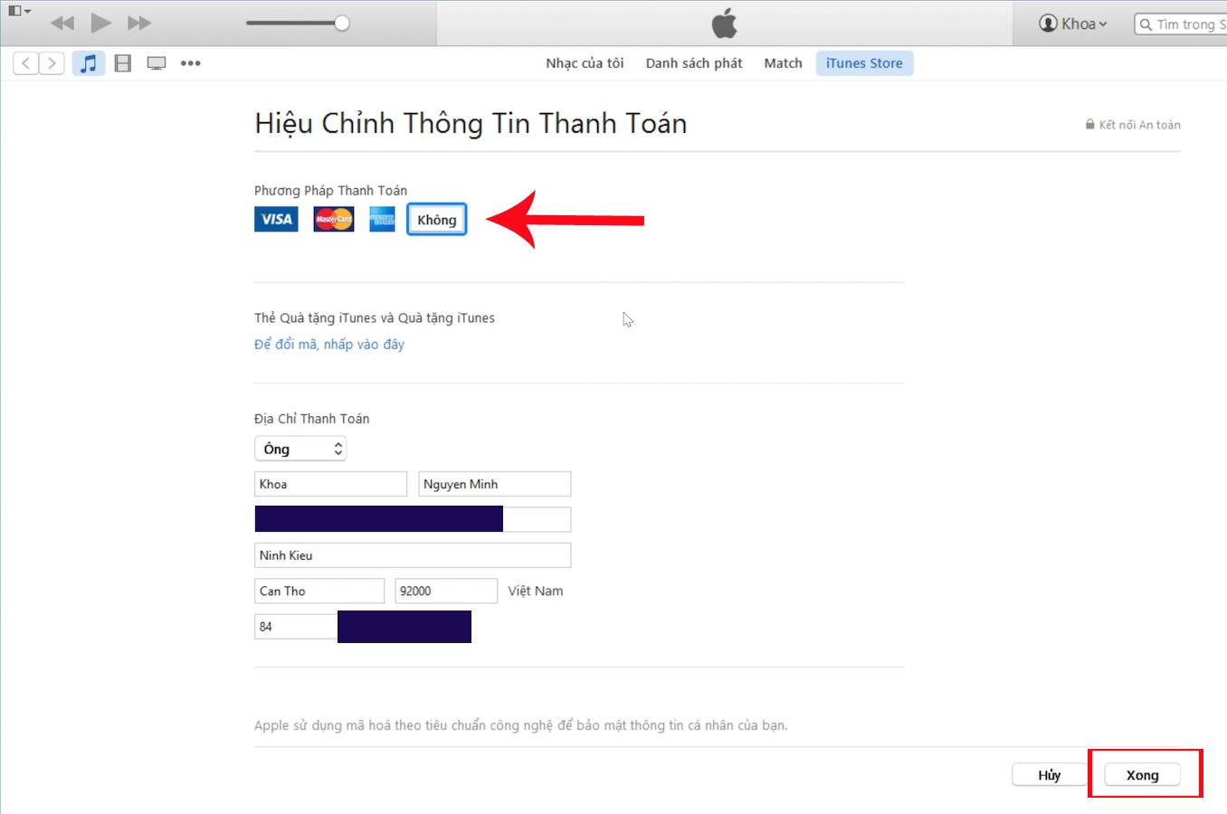 Cách xoá thẻ visa trên iPhone dễ dàng   Hướng dẫn chi tiết